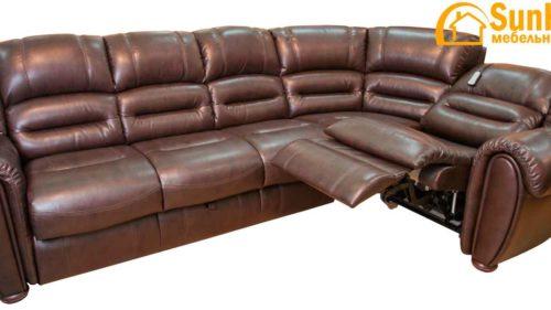 угловой диван бостон