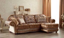 диван с оттоманкой монарх 2